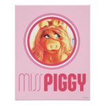 Srta. Piggy Model Impresiones