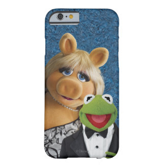 Srta. Piggy y Kermit Funda Para iPhone 6 Barely There