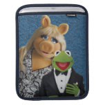 Srta. Piggy y Kermit Mangas De iPad