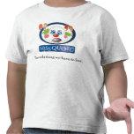 Srta. Quote Kids Shirt Camisetas