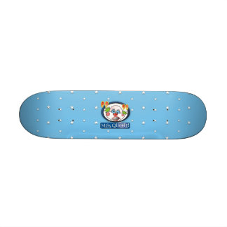 Srta Quote Skateboard Patines