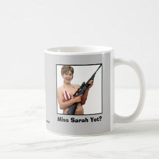 ¿Srta. Sarah Yet? Taza
