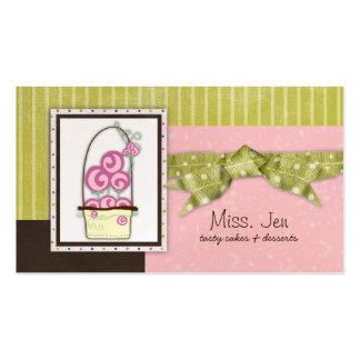 Srta Tarjetas de visita del caramelo de Jen