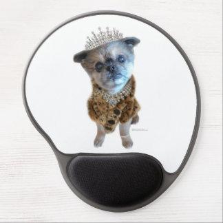 Srta Winkie la reina gel Mousepad
