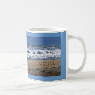 Srta. You Mug Beach Taza De Café