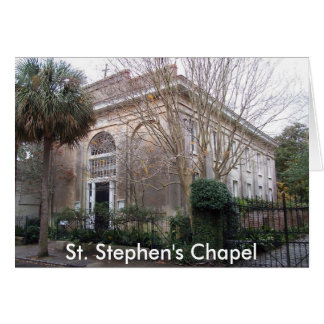 ss2, St. Stephen's Chapel Greeting Card