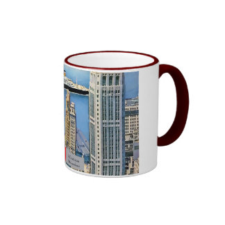 SS Constitution Coffee Mugs