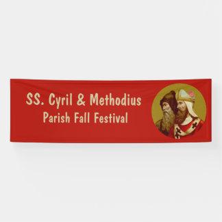 SS. Cyril & Methodius (M 001) Banner #2