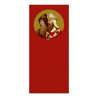 SS. Cyril & Methodius (M 001) Custom Blank Rack Card