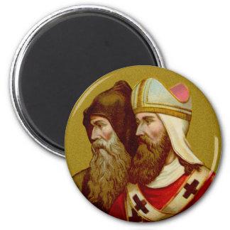 SS. Cyril & Methodius (M 001) Magnet