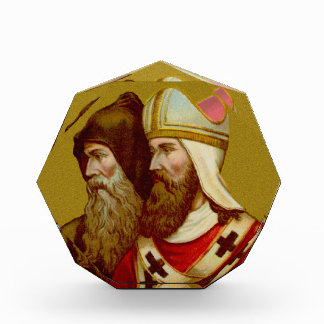 SS. Cyril & Methodius (M 001) Paperweight or Award