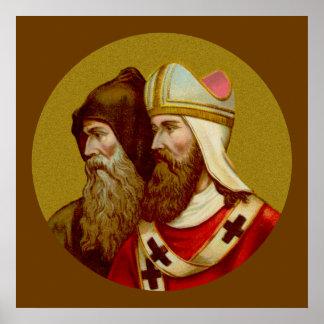 SS. Cyril & Methodius (M 001) Poster #2