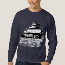 SS Edmund Fitzgerald ~ The Mighty Fitz Sweatshirt
