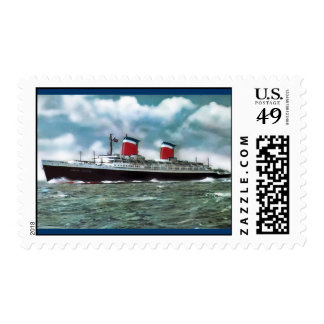 SS Estados Unidos Franqueo