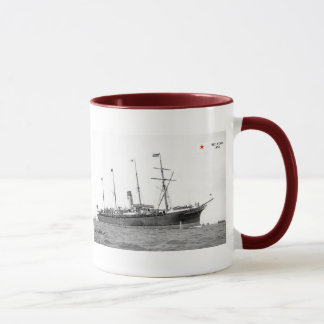 SS Friesland Mug