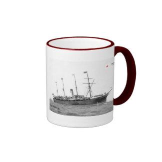 SS Friesland Ringer Coffee Mug
