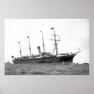 SS Frisia Impresiones