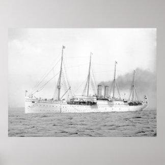 SS Fulda Poster