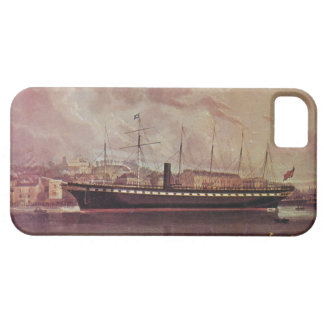 SS Great Britain 1845 at anchor iPhone SE/5/5s Case