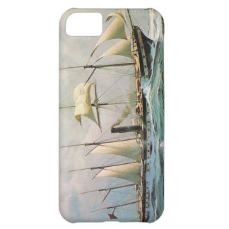 SS Great Britain 1845 at sea iPhone 5C Cover