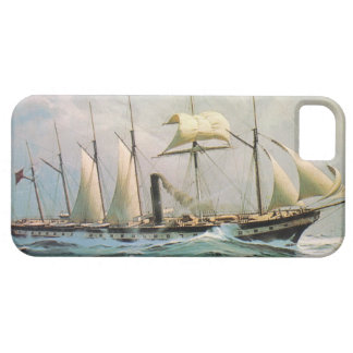 SS Great Britain 1845 at sea iPhone SE/5/5s Case