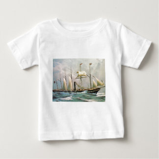 SS Great Britain 1845 Baby T-Shirt