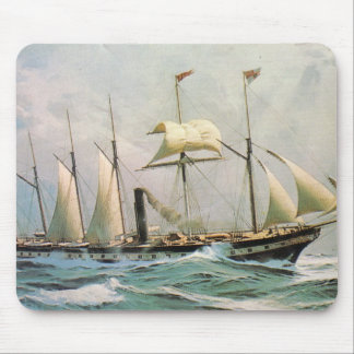 SS Great Britain 1845 Mouse Pad
