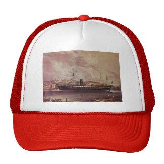 SS Great Britain in port 1845.jpg Trucker Hat