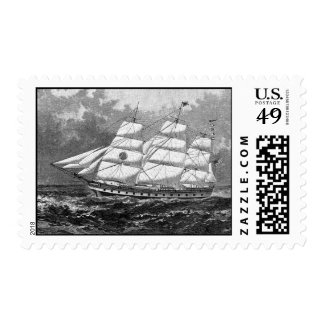 SS Great Western Stamps