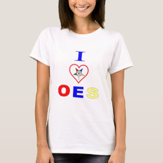 SS-I Heart OES T-Shirt