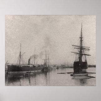 SS Livorno Print