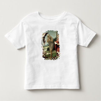 SS. Michael, Andrew and Onuphrius (oil on panel) Toddler T-shirt