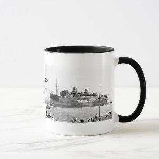 SS Morro Castle Aground Mug