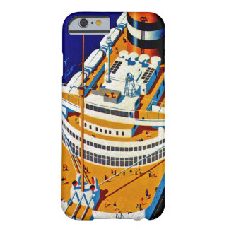 SS Nieuw Amsterdam Funda Para iPhone 6 Barely There