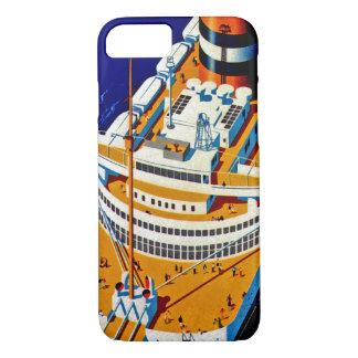 SS Nieuw Amsterdam iPhone 7 Case