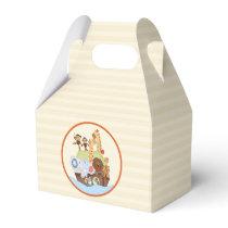 SS Noah / Noah's Ark Baby Shower Personalized Favor Box