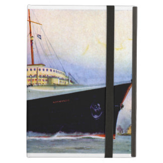 ss Normandie Cover For iPad Air