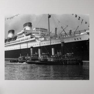 SS Rex Impresiones