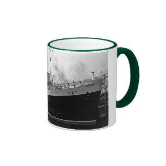 SS Rex Tazas De Café