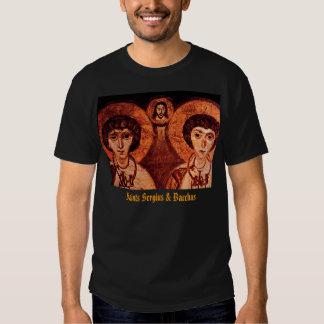 Ss. Sergius & Bacchus, Saints Sergius & Bacchus T Shirt