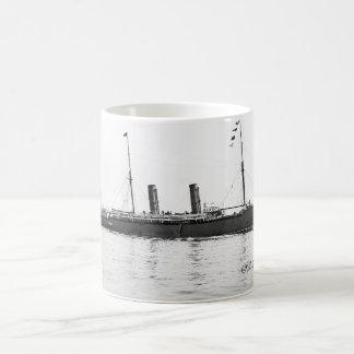 SS Servia Classic White Coffee Mug