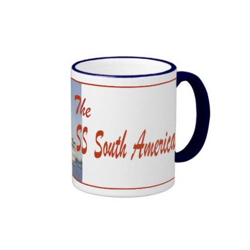 SS South American Mug
