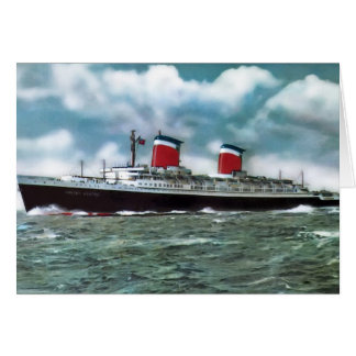 SS United States Card