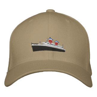 SS United States Embroidered Baseball Cap