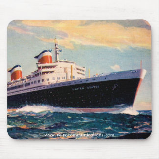 ss United States Mousepad
