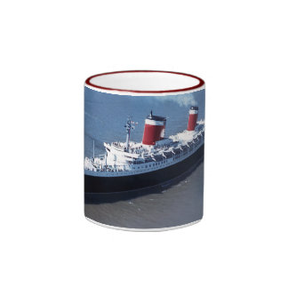 SS United States Ringer Coffee Mug