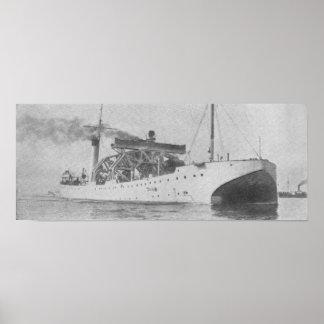 SS Vulcan Póster