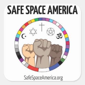 SSA Window Sticker
