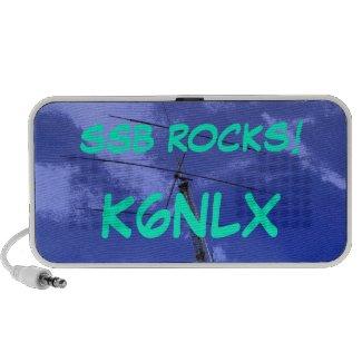 SSB Rocks Speaker doodle