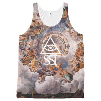 SSI Heavens All-Over Print Tank Top